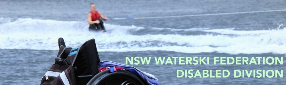 NSW Waterski Federation – Disabled Division – Water Skiing